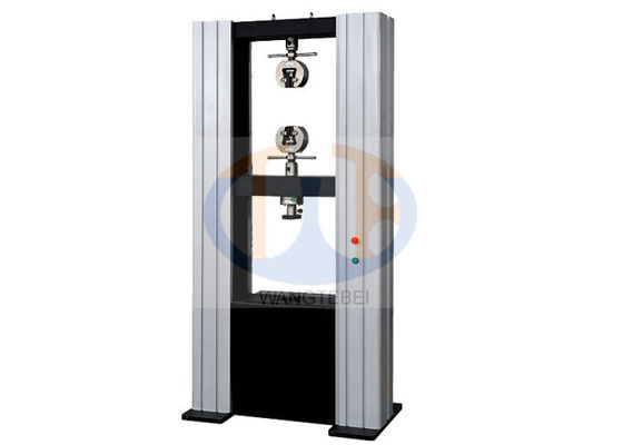 Desktop Tensile Testing Machine , 600kn Fabric Testing Equipment