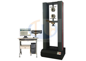10KN Tensile Strength Measuring Instrument Specimen Information Input