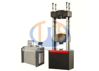 Clip - On Extensometer Hydraulic Tensile Testing Machine Computer Control Servo