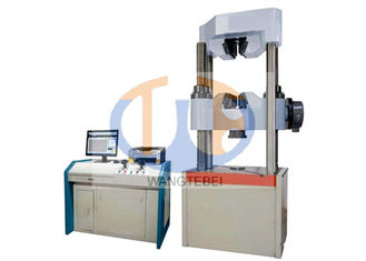 Suitable Operation Bolt Testing Machine , Servo Hydraulic Testing Machine