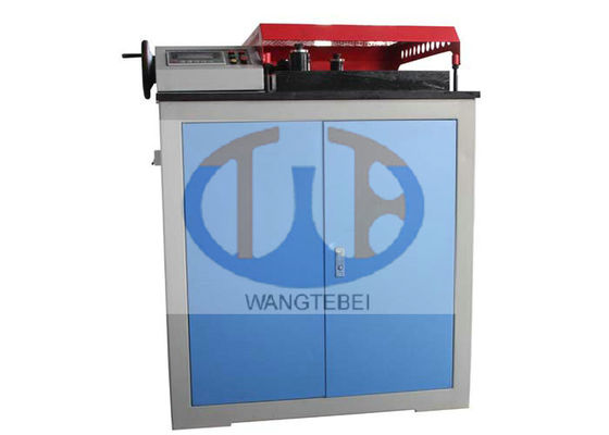 Reinforcing Steel Bar Flexural Testing Machine GW - 40C Bending Test Within 0° - 180°