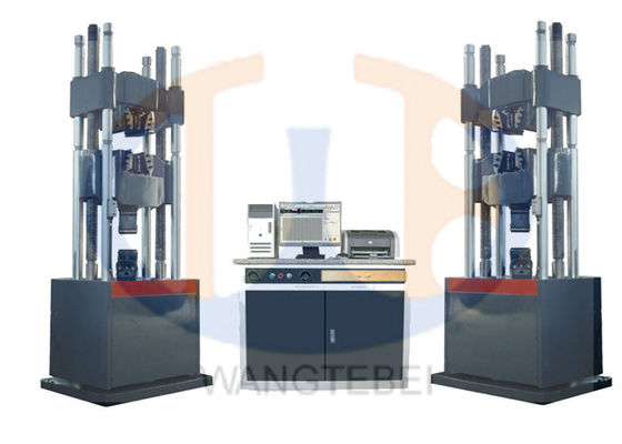 Construction Materials Hydraulic Universal Testing Machine With Friendly Interface
