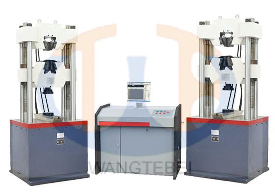 Metal Compressive Yield Hydraulic Tensile Testing Machine Full Color Active Matrix