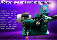 Acron Wear Rubber Testing Instruments Vulcanized Rubber Wear Resistance Test Machine