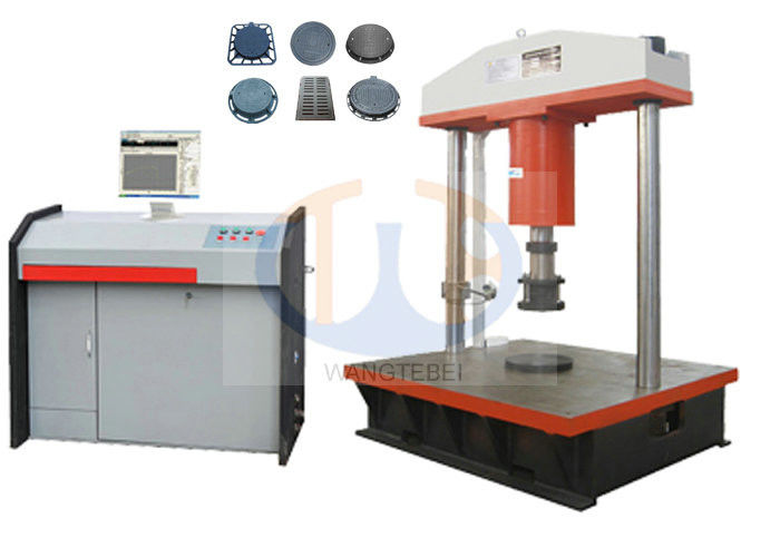 Wellshutter Compression Testing Machine Bearing And Permanent Set Measurement