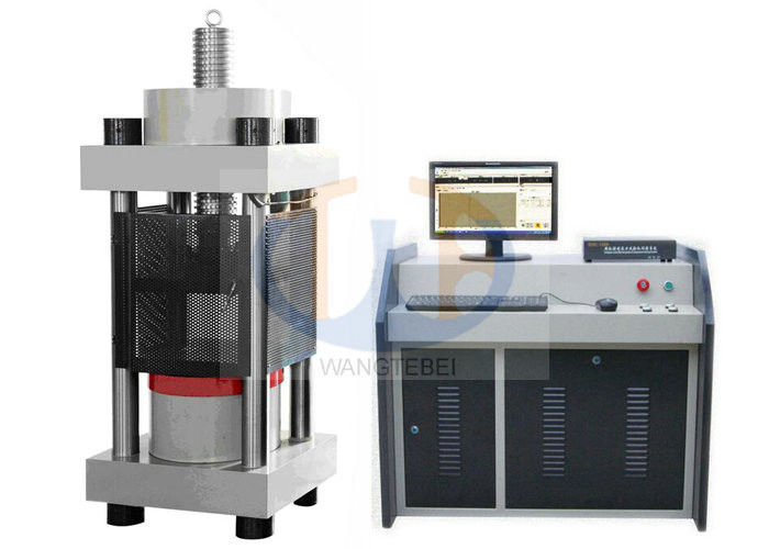2000KN Stable Compression Testing Machine For Concrete Computer Control