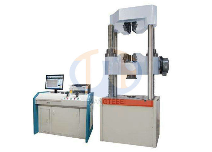 Over Voltage Protected Hydraulic Universal Testing Machine For Concrete / Cement