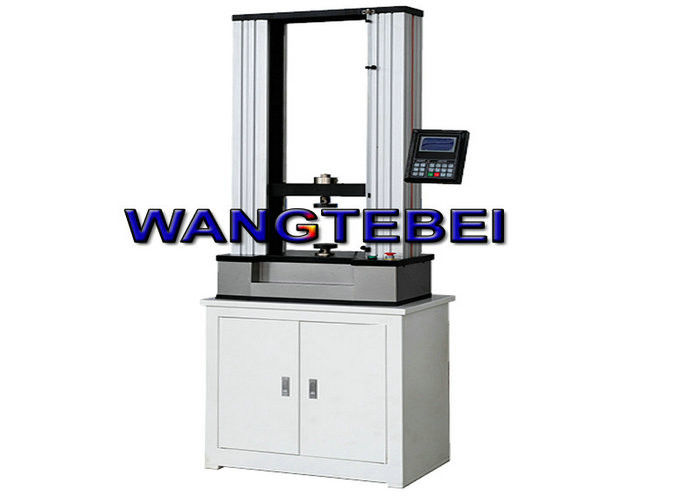 Non Proportional Metal Electronic Tensile Testing Machine Over Voltage  Protecting