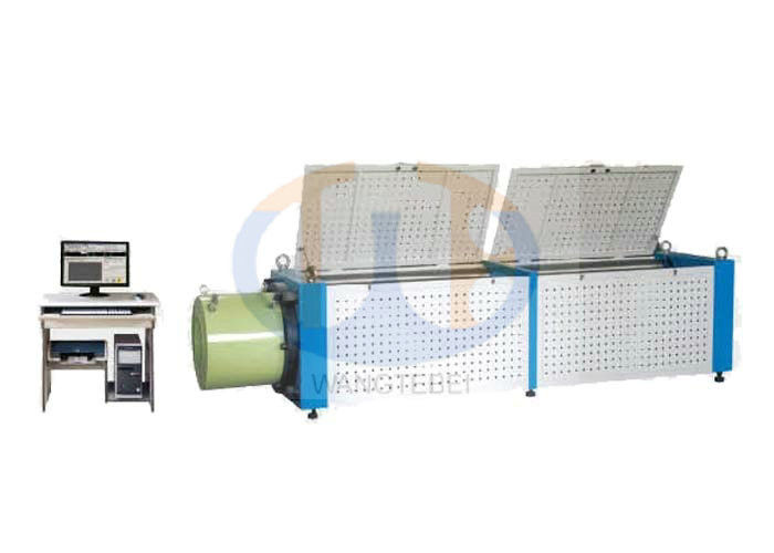 6500KN Display Test Curves Anchorage Testing Machine Hydraulic Servo