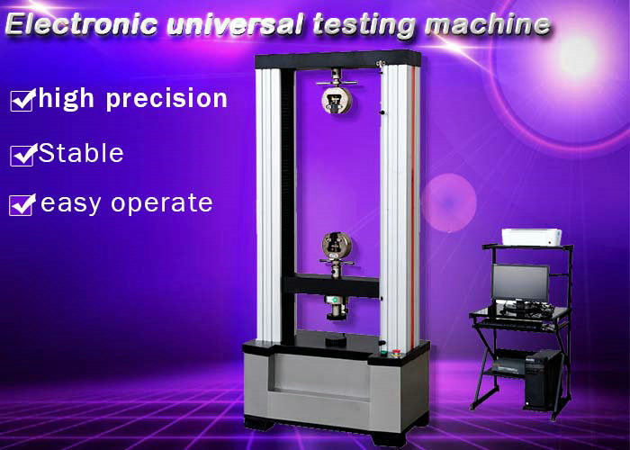 Tensile Fixture 4-9mm Universal Measuring Machine 500KN Servo Motor