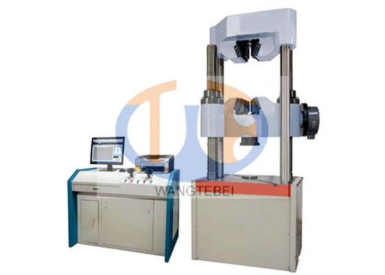 Hydraulic Tensile Testing Machine